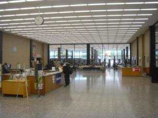 MLK library interior