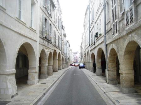 City Street, La Rochelle