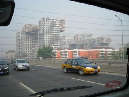 Steven Holl\'s \'Linked Hybrid,\' in Beijing