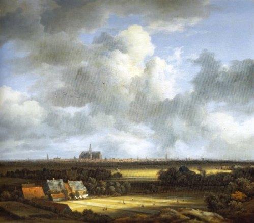 van-ruisdael-haarlem-1672-cmp