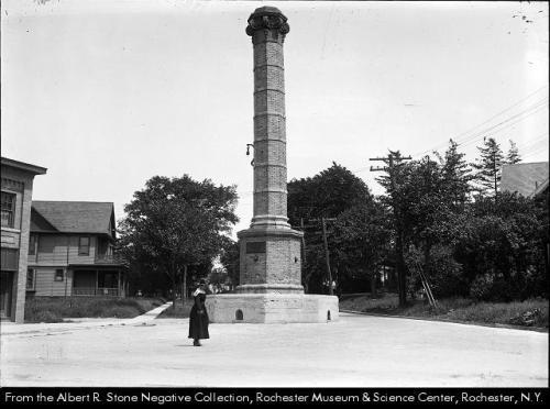 Carthage monument 1908