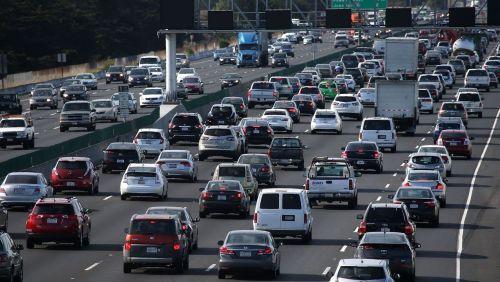 traffic jam in rochester