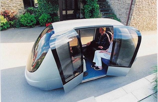 driverless pods 3