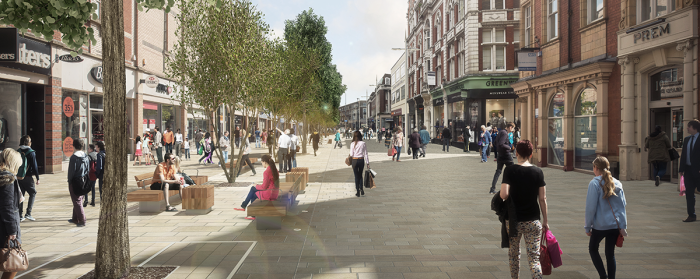 the public realm after