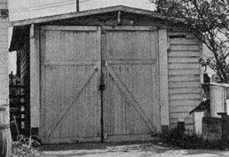 Disney garage